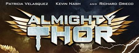 'Almighty Thor' TV movie on the Syfy Channel