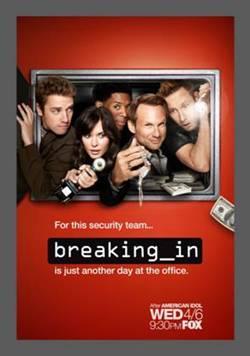 'Breaking In' on Fox, series finale
