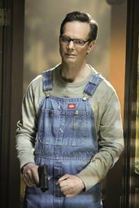CSI - Bill Irwin as Nate Haskell