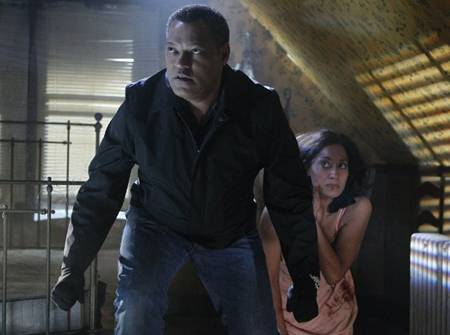 CSI Laurence Fishburne and Tracee Ellis Ross