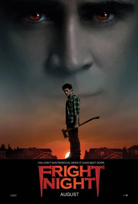 'Fright Night' 3D movie poster
