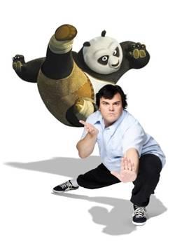 KUNG FU PANDA 2 - Jack Black as Po