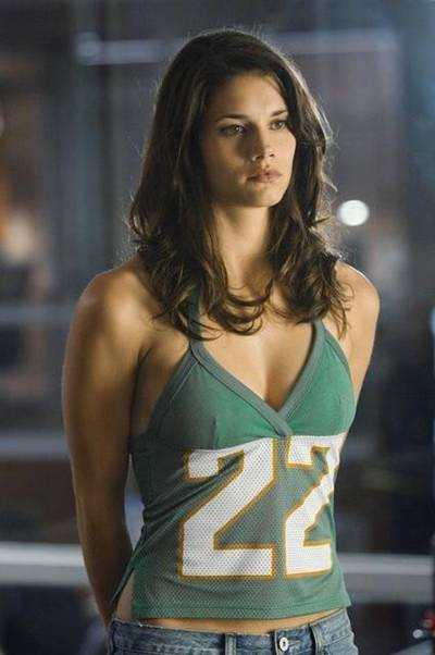 Missy Peregrym in 'Rookie Blue'