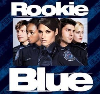 'Rookie Blue' on ABC