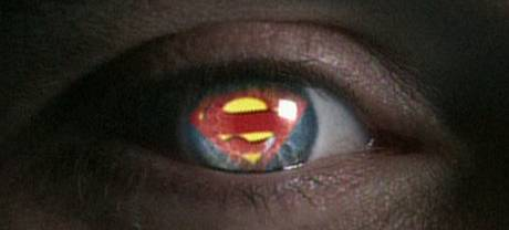 'Smallville' - The Superman Symbol in Clark's Eye
