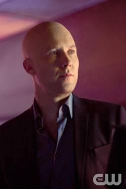 SMALLVILLE Finale -- Michael Rosenbaum as Lex Luthor