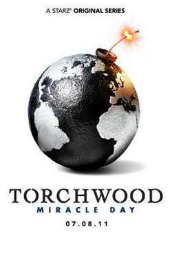 'Torchwood Miracle Day' Key Art image001