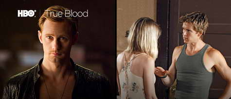 """True Blood"" season 4 from HBO"
