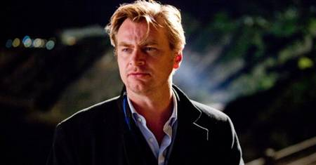 Christopher Nolan directing 'Inception'