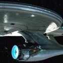 J.J. Abrams Enterprise in 'Star Trek'