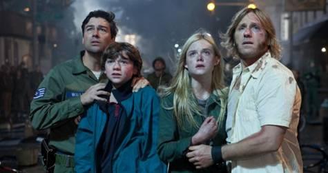 'Super 8' stars Kyle Chandler, Ron Eldard, Elle Fanning and Joel Courtney