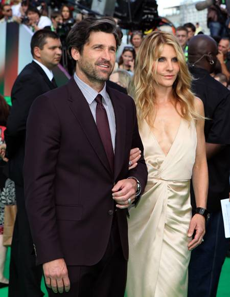 TRANSFORMERS 3: DARK OF THE MOON red carpet arrivals