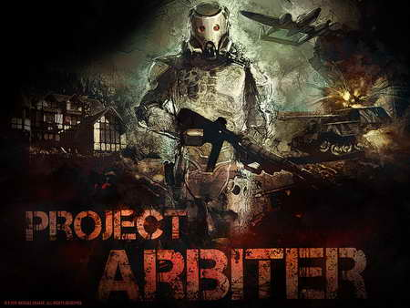 PROJECT ARBITER Code Red poster