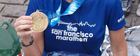 The 2011 San Francisco Marathon