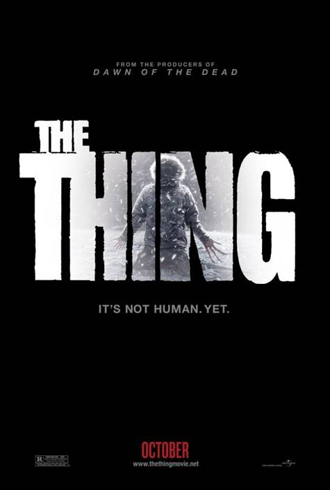 'The Thing' movie poster 01