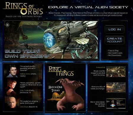 Rings of Orbis rpg game