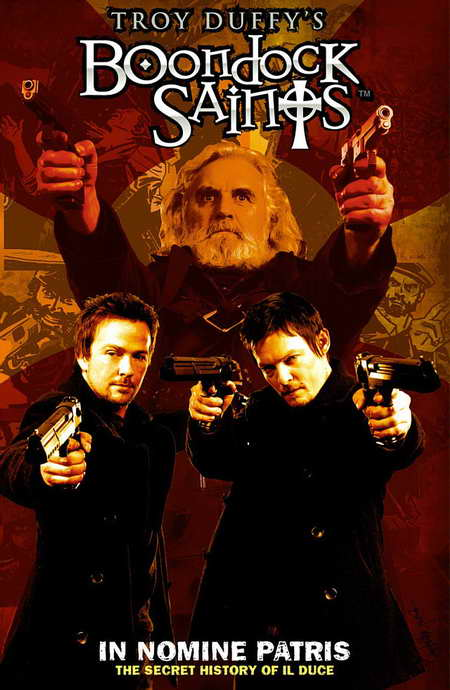 'The Boondock Saints' graphic novel