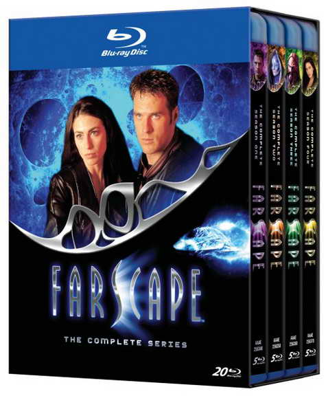 'Farscape' Complete Series on Blu-ray