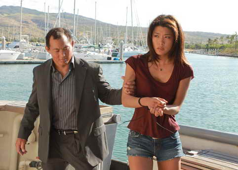Grace Park in 'Hawaii Five-0' season 2