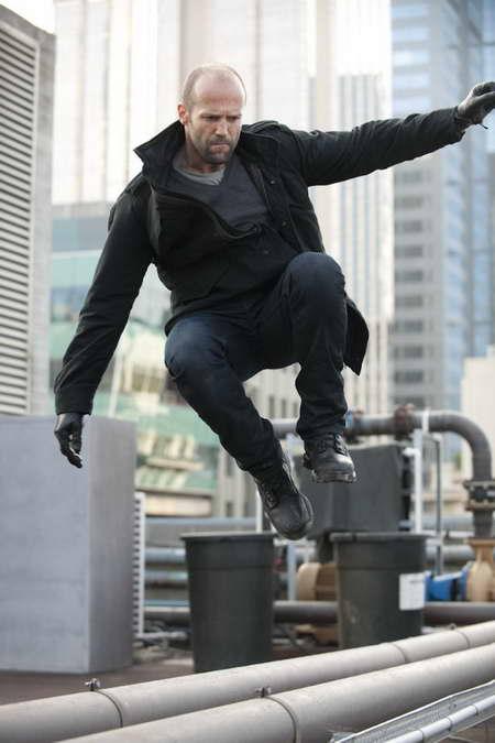 Jason Statham in 'Killer Elite'
