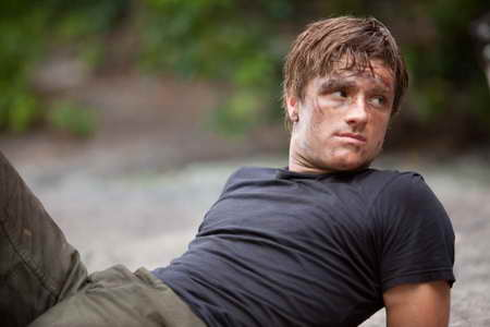 Josh Hutcherson in 'The Hunger Games' Image via distributor Lionsgate