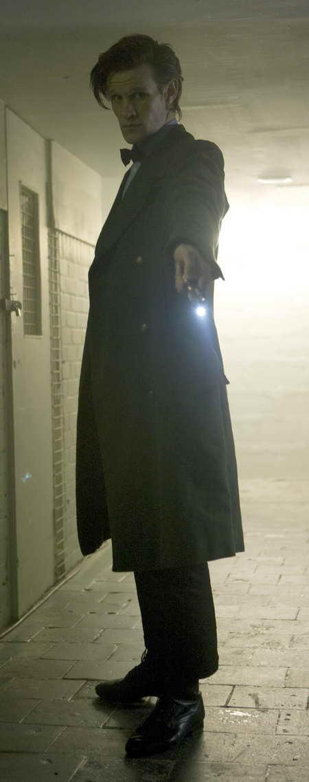 Matt Smith in 'Doctor Who' season 6
