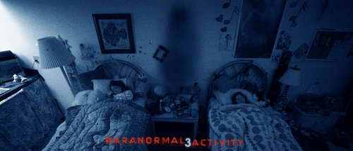 Paranormal Activity 3 movie promo