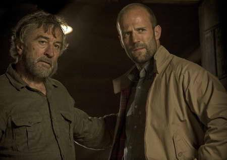 Robert De Niro and Jason Statham in 'Killer Elite'