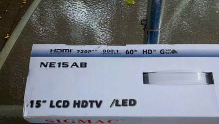 SIGMAC LED TV prodcut review