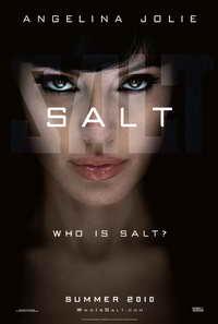'Salt' movie poster