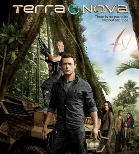 'Terra Nova' promo poster