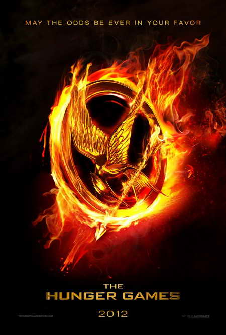 'The Hunger Games' movie poster
