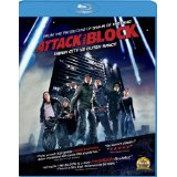 Attack the Block on DVD and Blu-ray