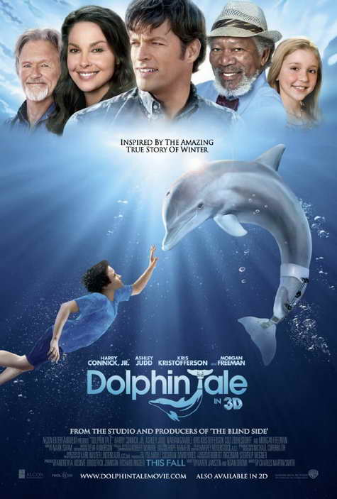 'Dolphin Tale' movie poster