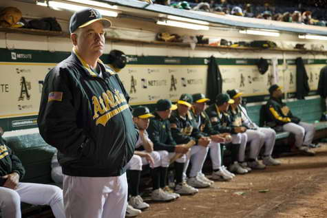 Philip Seymour Hoffman in MONEYBALL