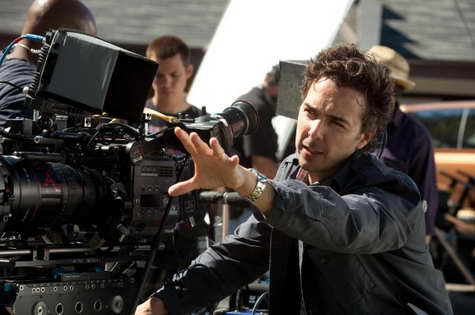 Shawn Levy directing the movie, 'Real Steel'