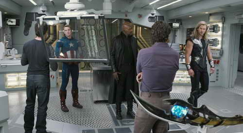 THE AVENGERS movie clip cap