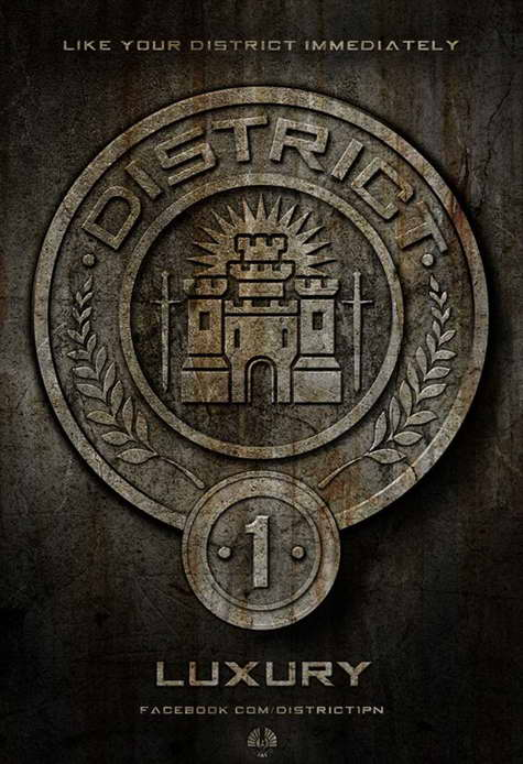 'The Hunger Games' District 1