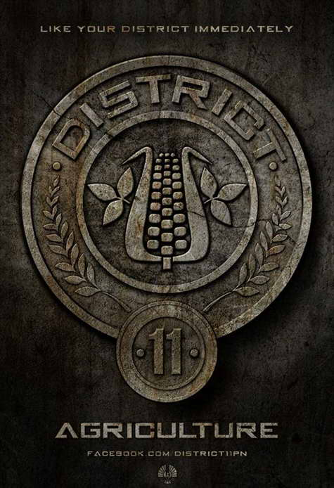 'The Hunger Games' District 11