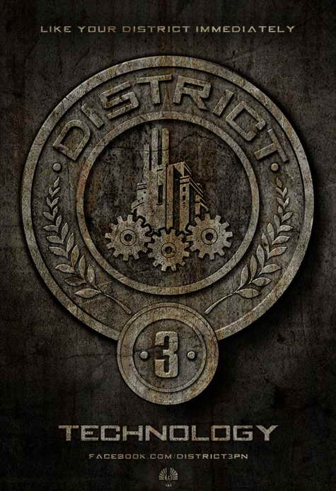 'The Hunger Games' District 3