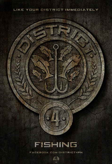 'The Hunger Games' District 4