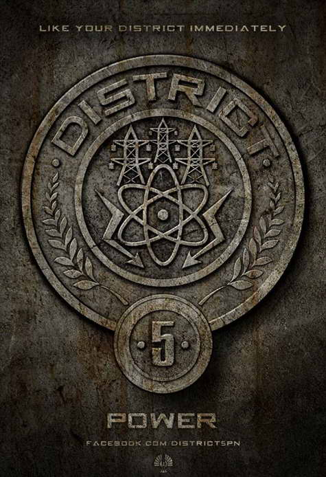 'The Hunger Games' District 5