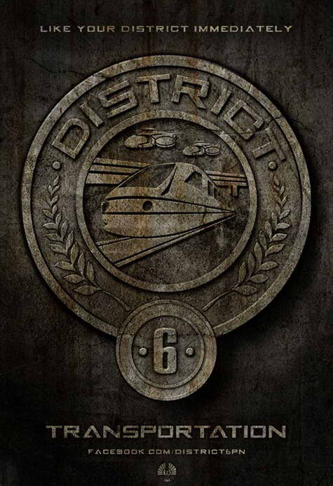 'The Hunger Games' District 6