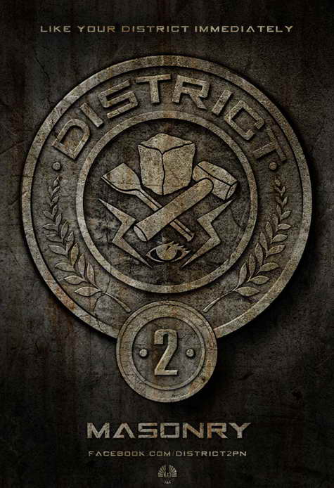 'The Hunger Games' district 2
