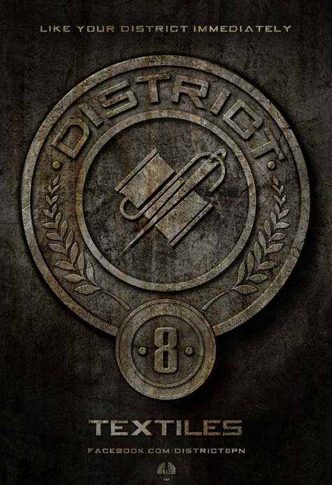 'The Hunger Games' district 8