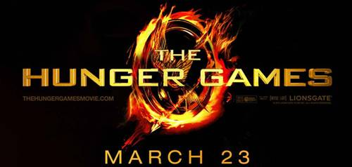 """The Hunger Games"" movie logo 500w"