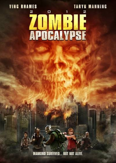 'Zombie Apocalypse' movie poster