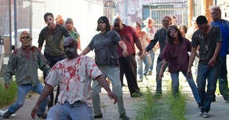 'Zombie Apocalypse' on Syfy - there be zombies