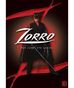 Zorro the complete series