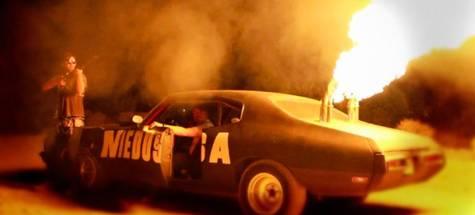 Bellflower - Medusa car